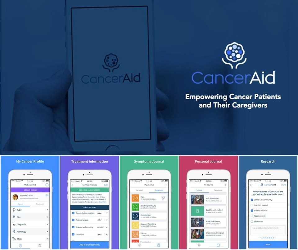 """Two years in the making, app aims to be """"gold standard resource"""" for cancer  patients 