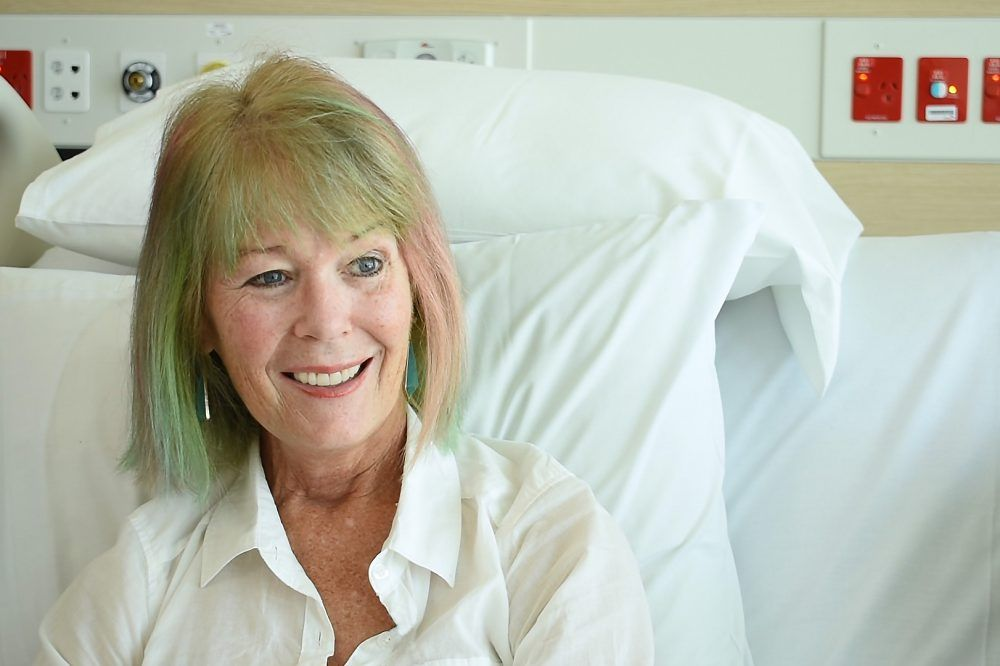 Mary Carroll, Lifehouse patient